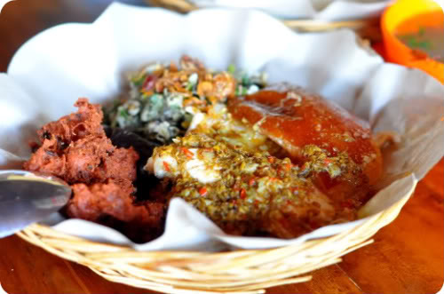 Bali: What We Ate