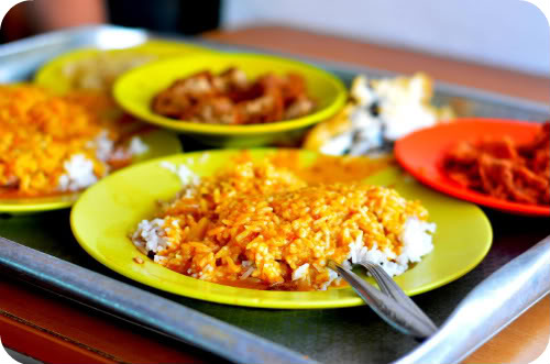 Beo Crescent Curry Rice