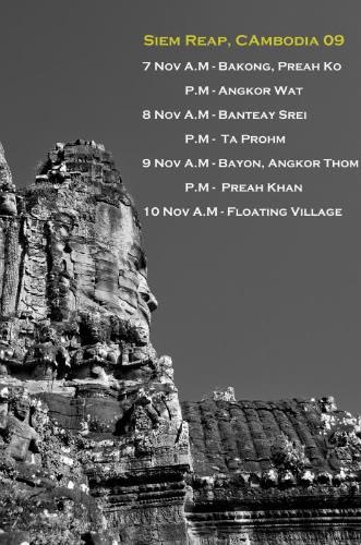 Siem Reap: Arrival