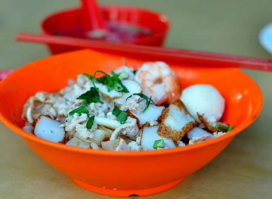 A Bowl Of Kway Teow Tah