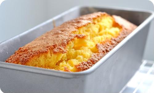 Orange Cake For Gramps