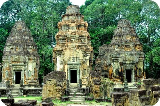 Siem Reap: Day 1 – Preah Ko