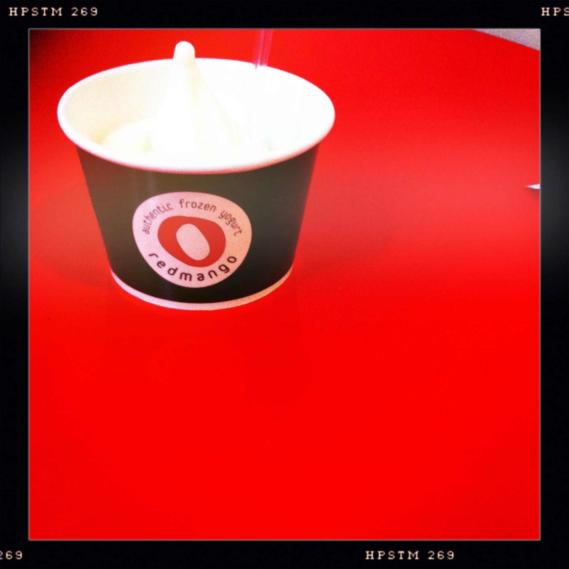 Peekture: Yummy Frozen Yoghurt