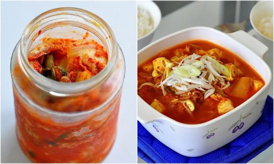 Lub Kimchi Jigae