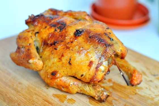 Poulet Roti, On Repeat Mode
