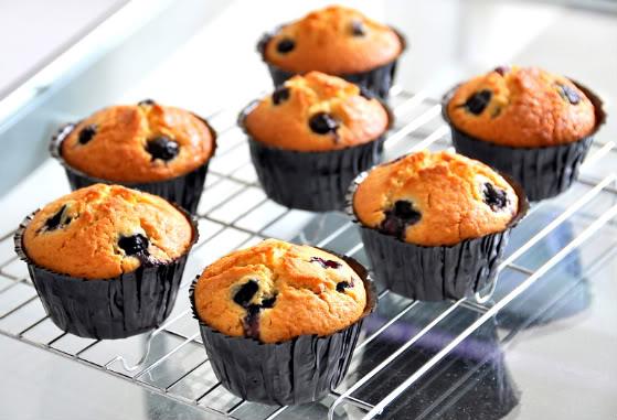 Blueberry Muffins & Sea Cucumber Gunk