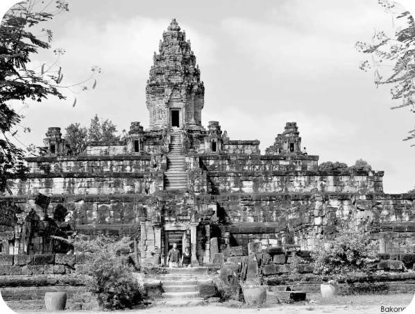 Siem Reap: Day 1 – Bakong