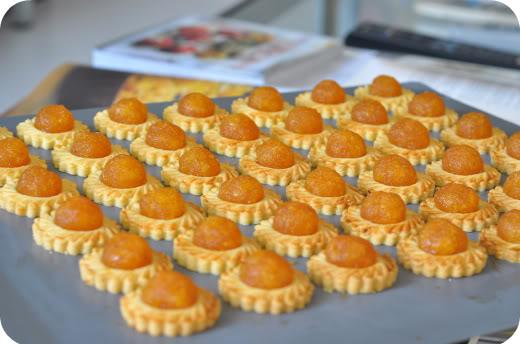 Making Pineapple Tarts – Part III