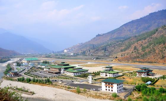 When I First Heard Of Bhutan