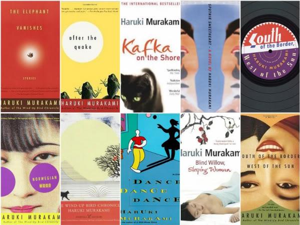Murakami Reading Project